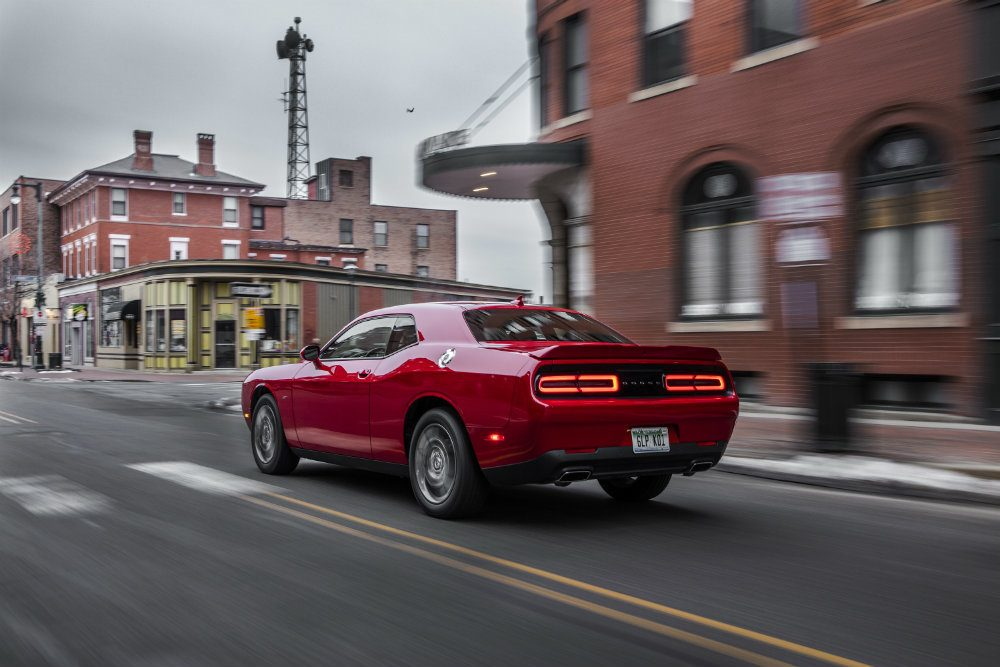 2018 Dodge Challenger Gt Awd Review