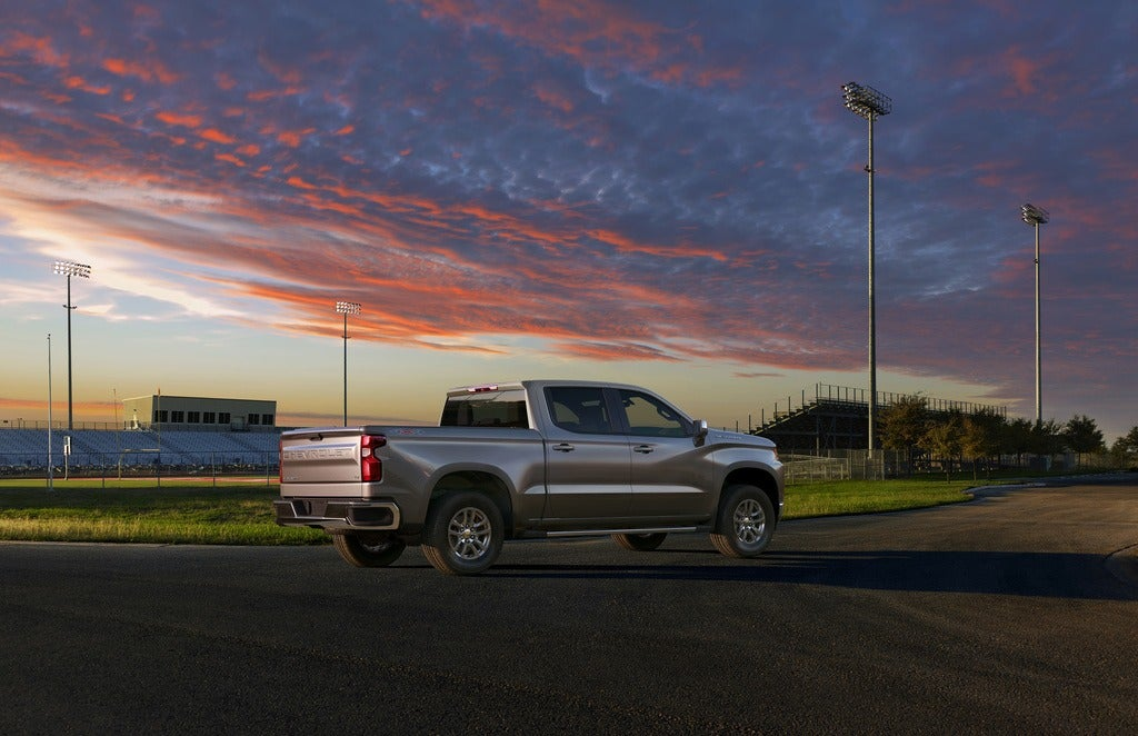2019 Chevy Silverado By The Numbers