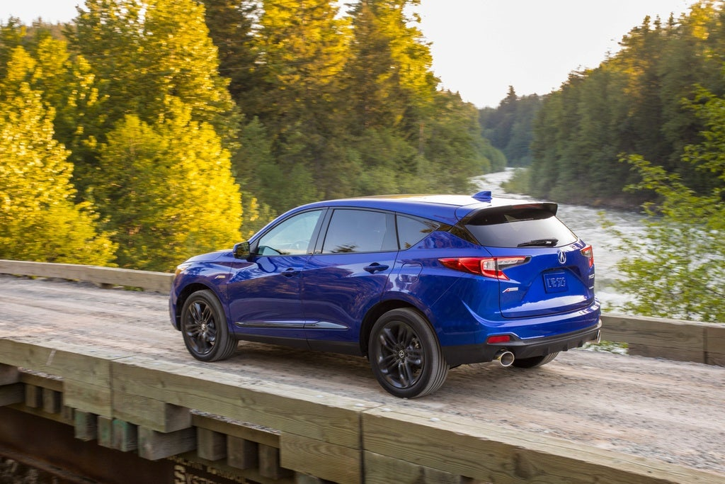 2019 Acura RDX ASpec Review
