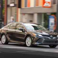 All New Camry 2019 Review Grand Veloz Modifikasi Toyota Hybrid Xle Steady Comfortable