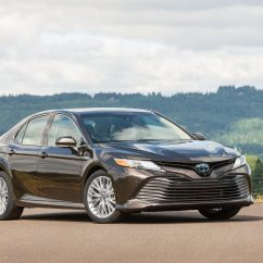 All New Camry Hybrid 2019 2018 Pantip Toyota Xle Review Steady And Comfortable
