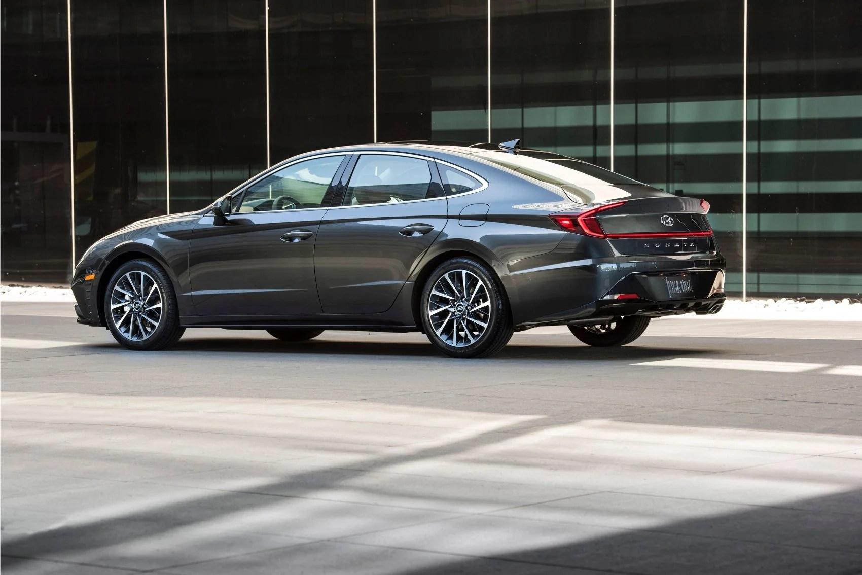 2020 Hyundai Sonata Right On The Money Again