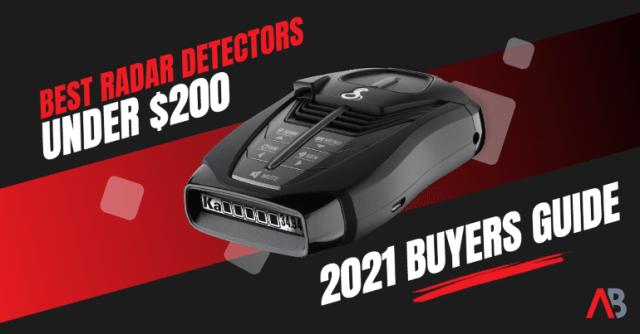 Best Radar Detectors Under $ 200 Banners
