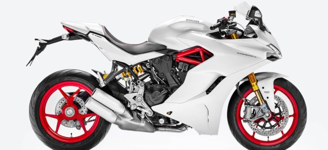 ducati supersport india
