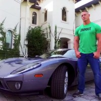 """John Cena's Ultimate Car Collection Consists Of Some Heavy """"Muscle"""""""