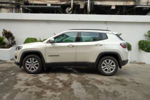 Jeep Compass Tuned Modified 2018