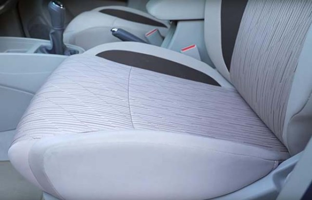 maruti ertiga 2018 2019 in depth review front seats