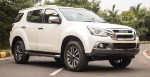 2018 Isuzu MU-X Facelift First Look Review - What's new? All Details and Images Inside