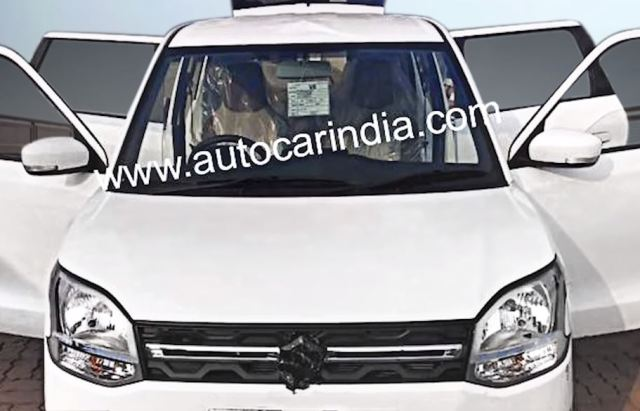 2019 new wagon r facelift india