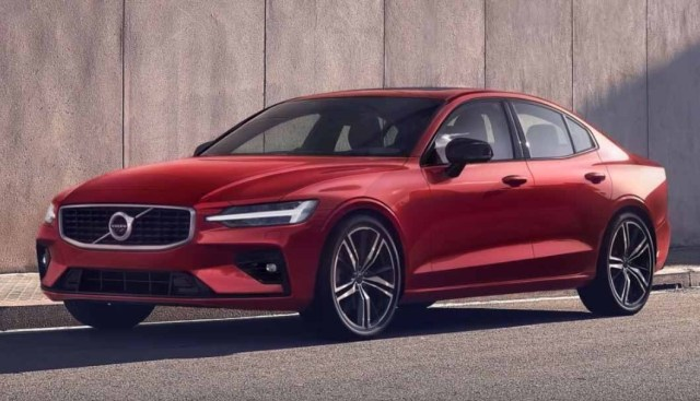 Volvo s60 upcoming 2019 exterior front