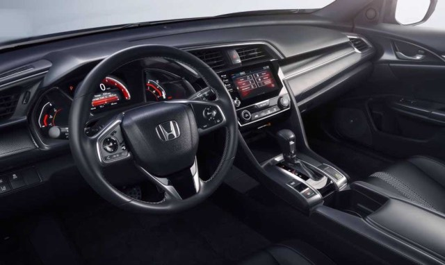 Upcoming Sedans 2019 India Upcoming Honda Civic Interiors 2019