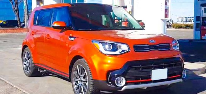 2019 kia soul turbo gas mileage test