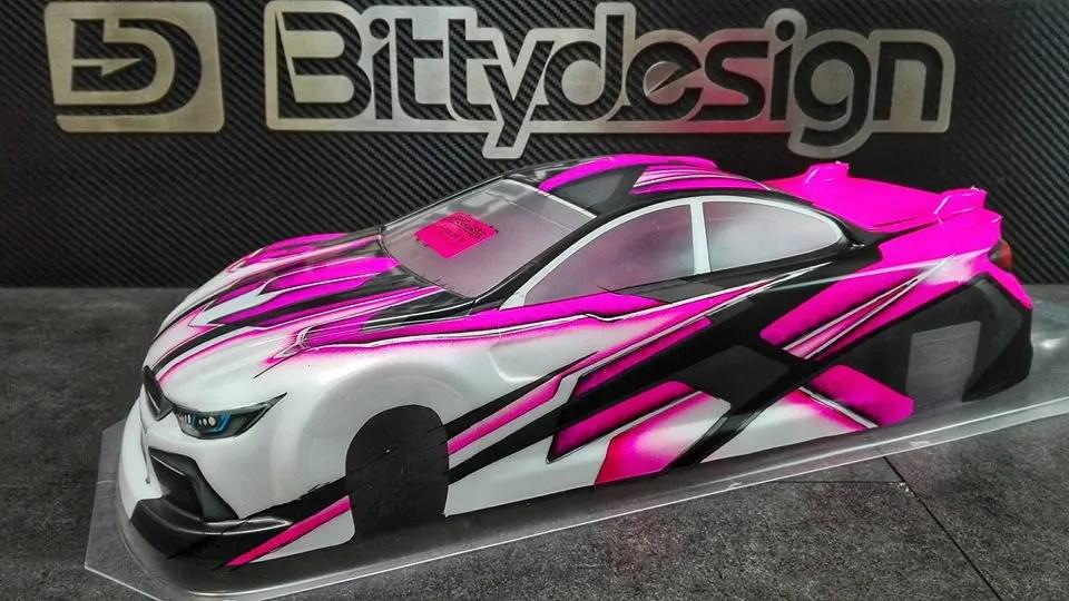 Realizzare una carrozzeria personalizzata - Bittydesign
