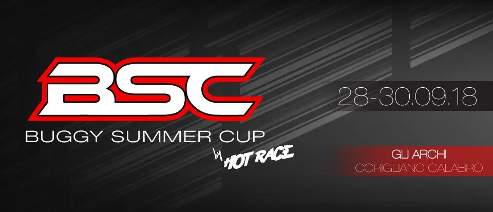 Hot Race Buggy Summer Cup