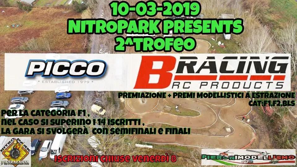 Secondo Trofeo Picco B-racing - Nitropark Pietrasanta