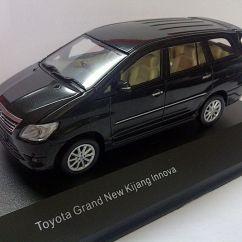 Grand New Kijang Innova All Toyota Camry Pantip 2011 Dark Steel Mica Auto Models