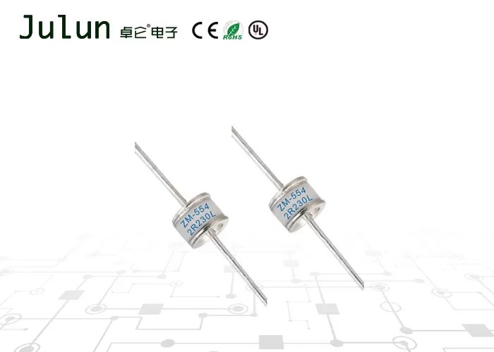 Gdt Gas Discharge Tube Lightning Protection Low Insertion