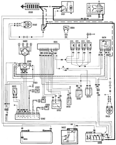 fiat bravo wiring diagram pdf  wiring diagram conductor