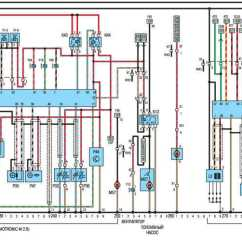 Vectra B Wiring Diagrams Xentec Hid H13 Diagram Opel - Car Manuals, Pdf & Fault Codes