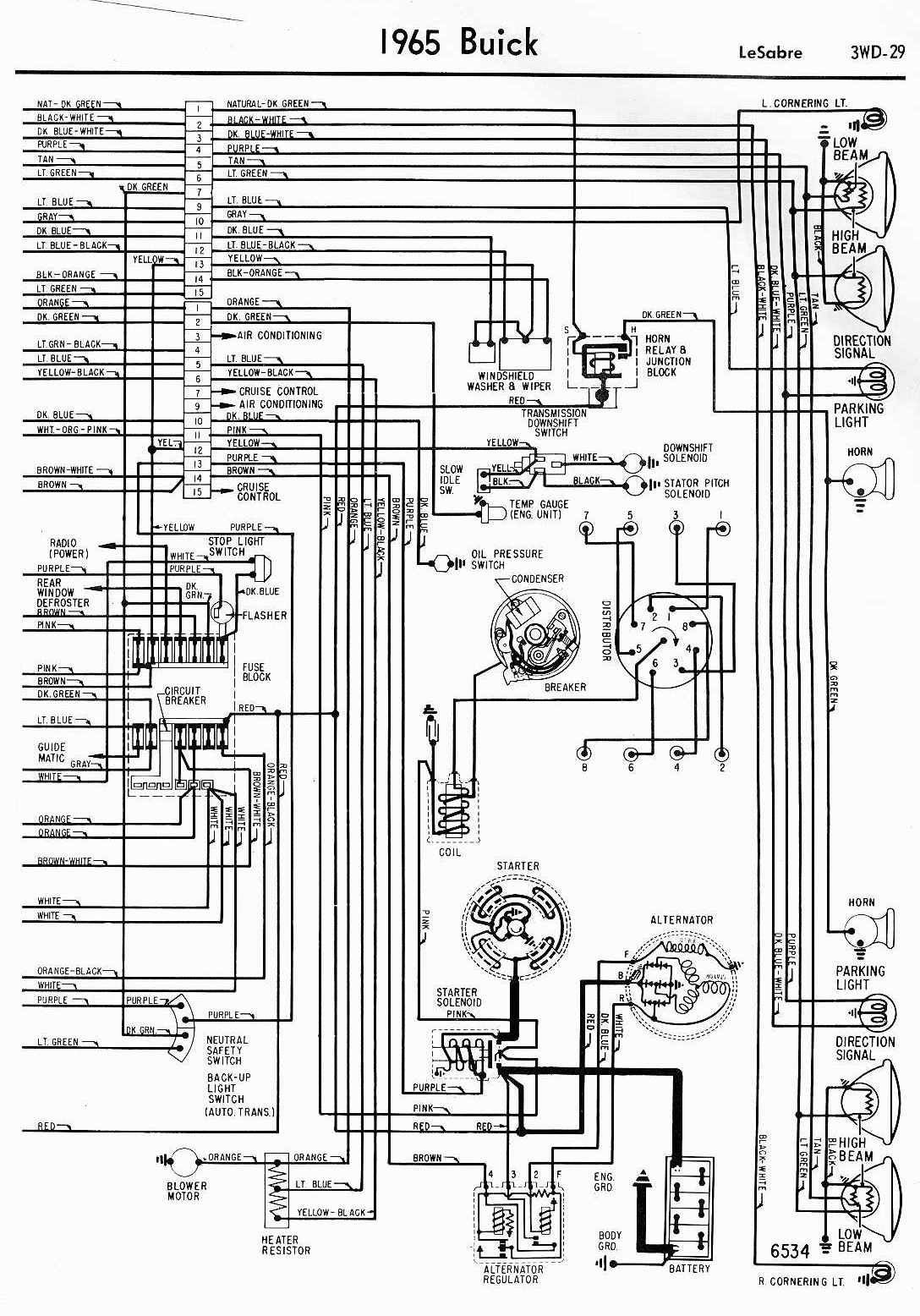 1965 chrysler wiring diagram engine [ 1088 x 1556 Pixel ]