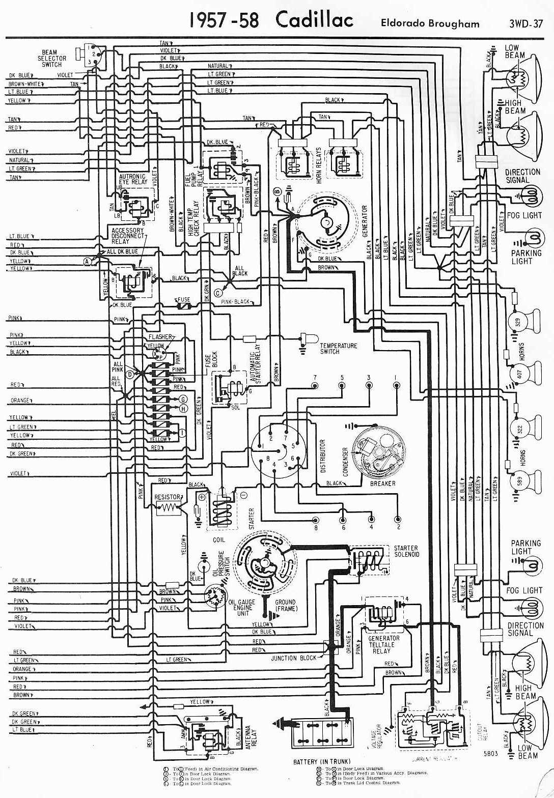 small resolution of 1967 cadillac wiring diagram wire center u2022 rh skincareuse pw 12 volt alternator wiring diagram delco