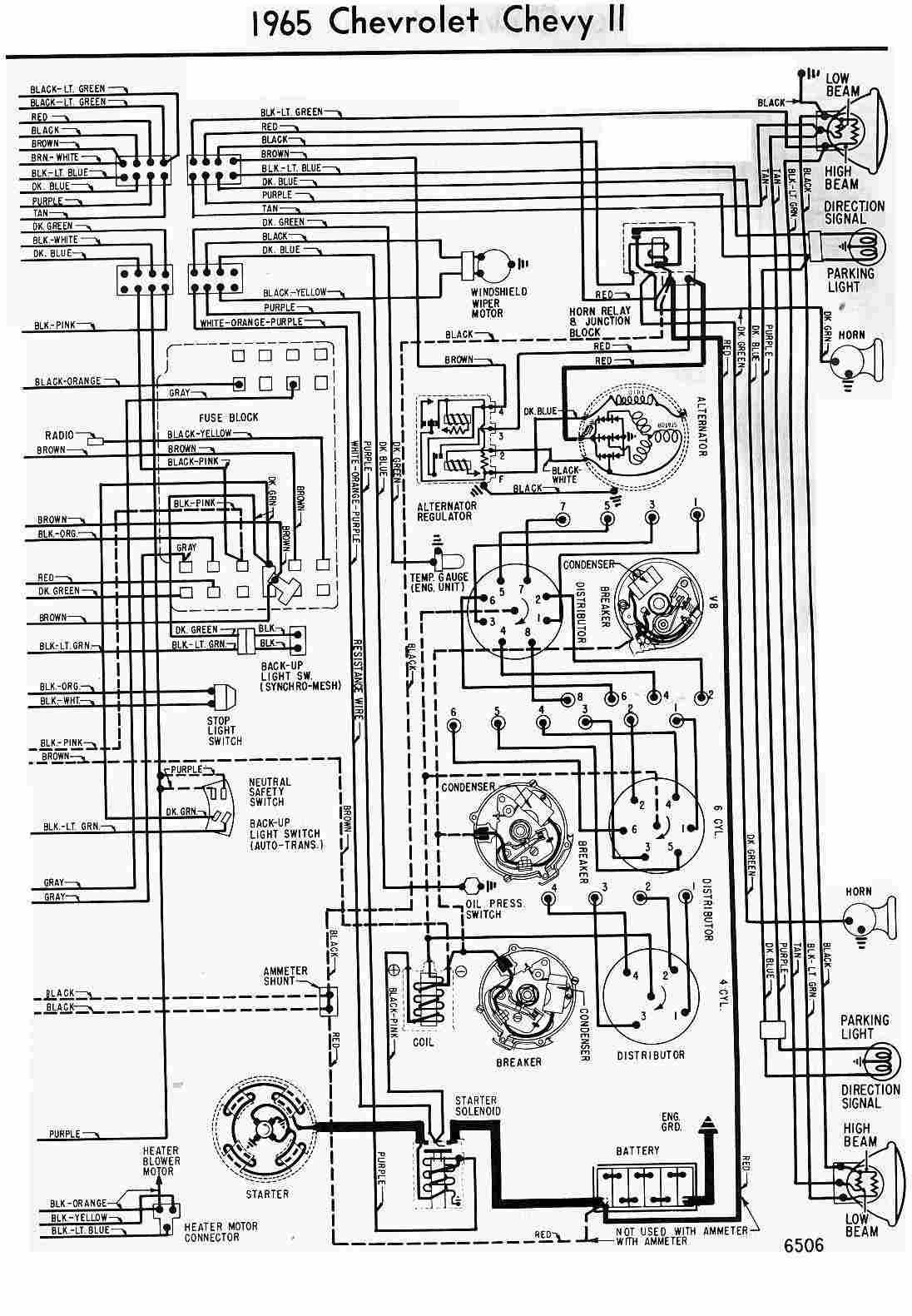 chevrolet car wiring diagrams download [ 1096 x 1581 Pixel ]