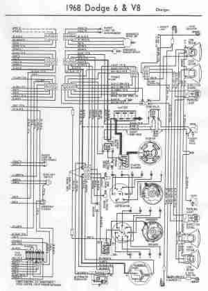 2008 Dodge Charger Alternator Wiring Diagram  Somurich
