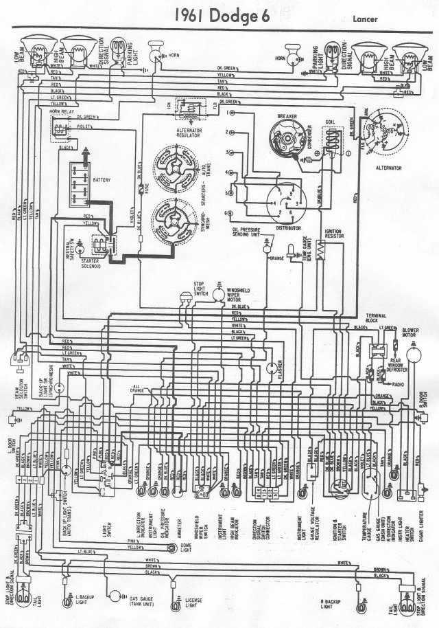 Electrical Wiring Mitsubishi Lancer Wiring Diagram