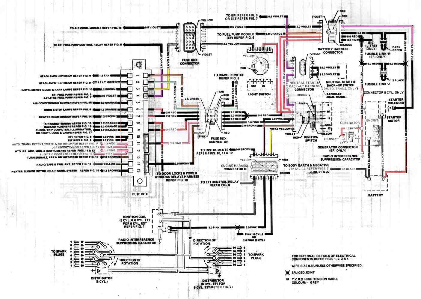 electrical generator wiring diagram [ 1405 x 997 Pixel ]