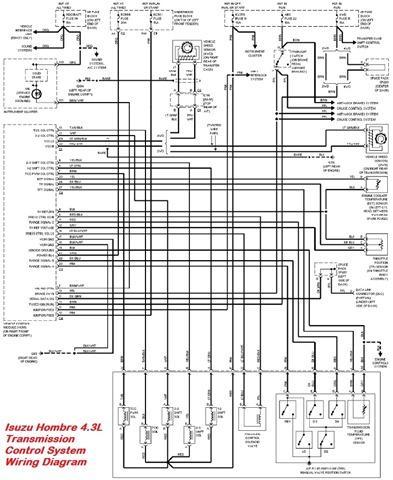 Isuzu  car manuals, wiring diagrams PDF & fault codes