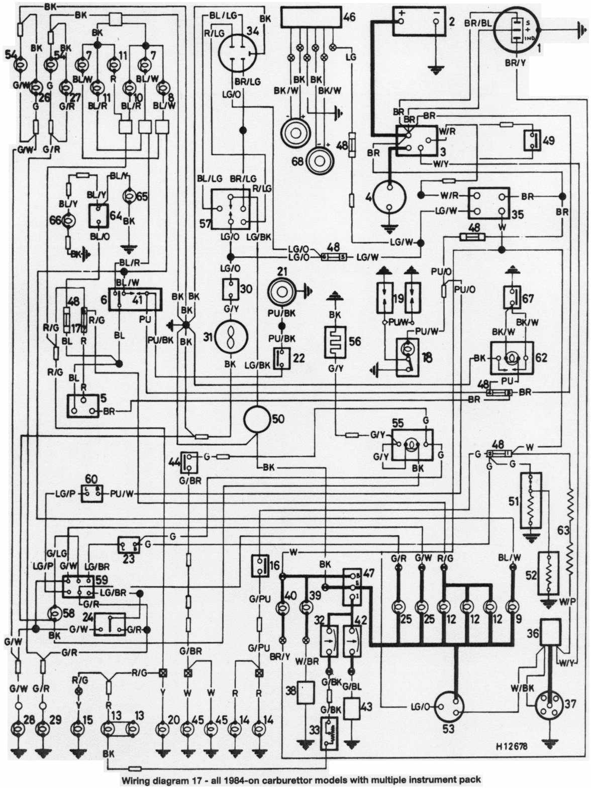 Diagrams1185836 Rover 25 Wiring Diagram MGF Schaltbilder – Land Rover Discovery Wiring Harness