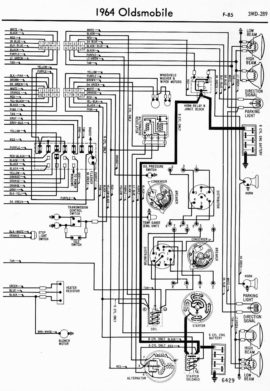 1965 olds 442 wiring diagram explained wiring diagrams 1971 oldsmobile cutlass wiring diagram 1967 oldsmobile [ 1024 x 1481 Pixel ]