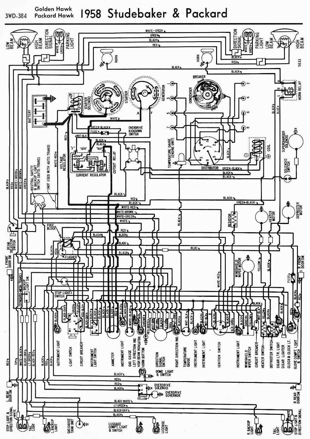 medium resolution of 1948 packard wiring diagram explained wiring diagrams rh sbsun co 1956 chrysler new