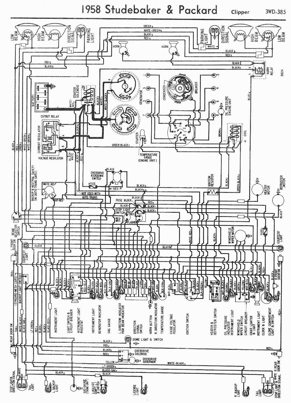 1961 Jeep Cj5 Wiring Diagrams Auto Electrical Diagram