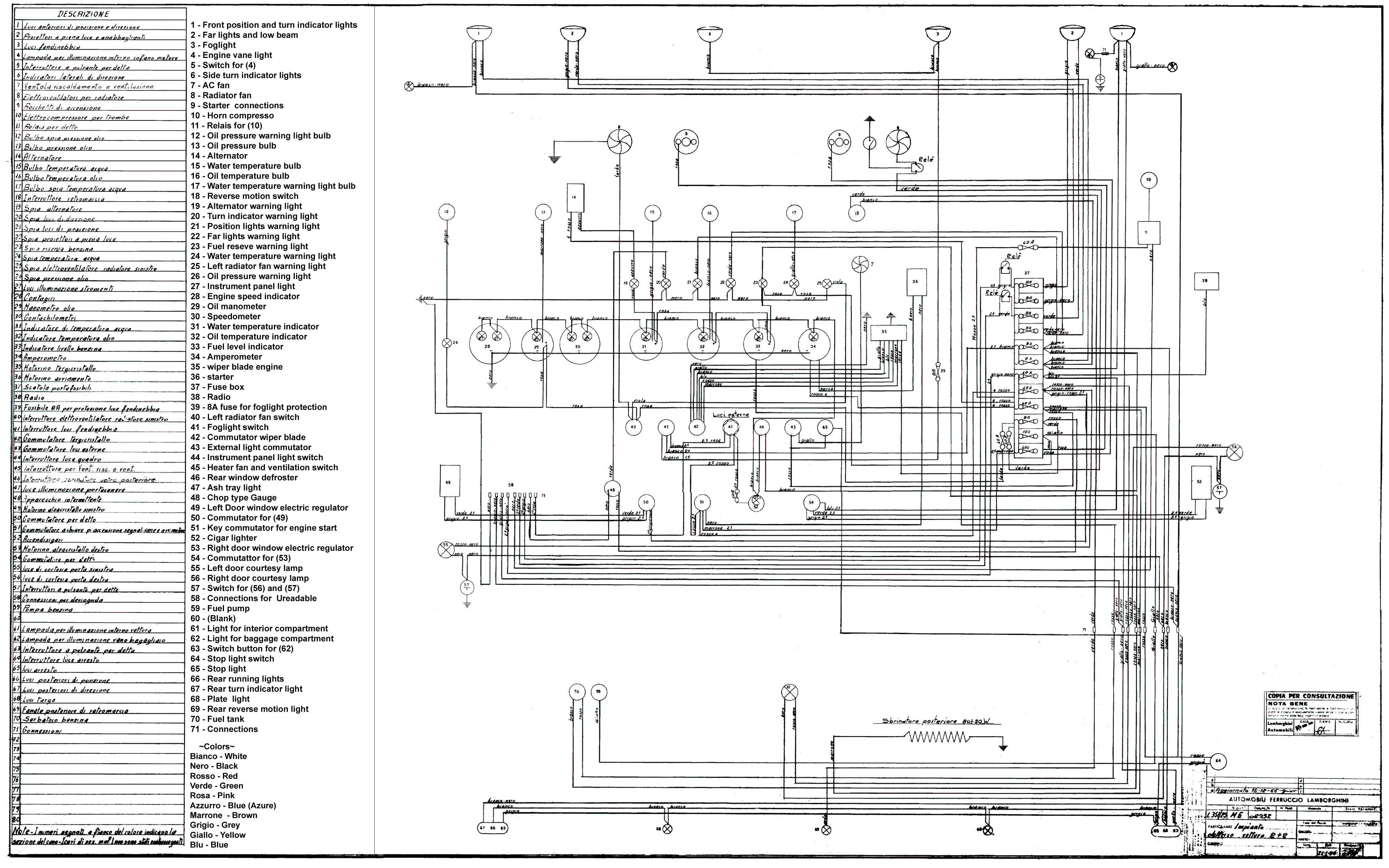 electrical tunnel wiring diagram