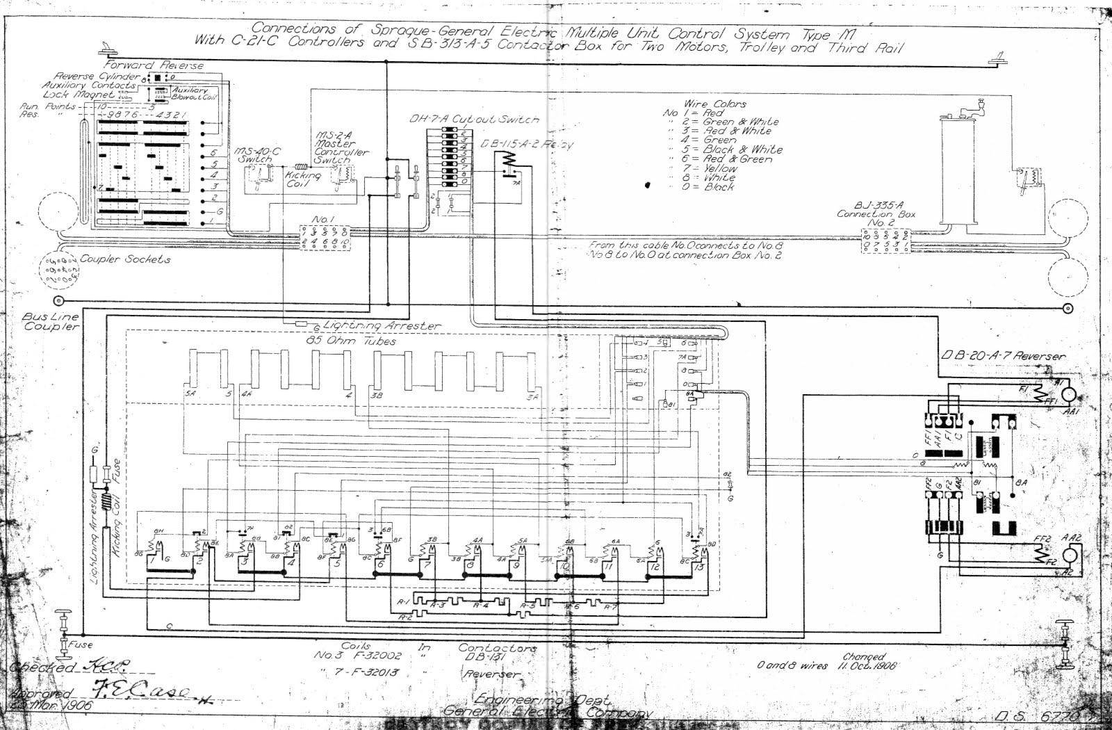 tata truck wiring diagram