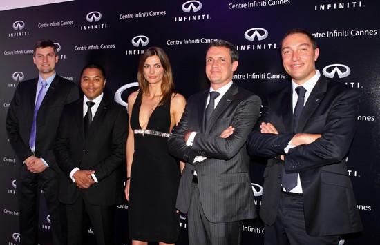 Interview claude hugot automotive marketing for Garage infiniti cannes