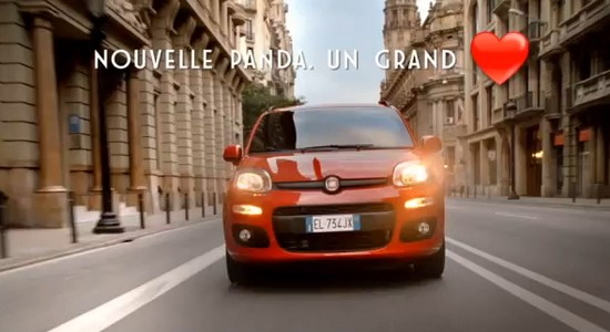 fiat panda 2012 toutes les pubs automotive marketing. Black Bedroom Furniture Sets. Home Design Ideas