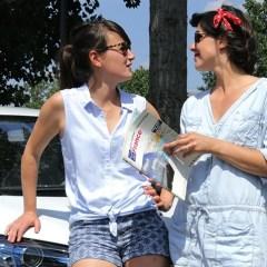 Un été en Renault Zoé, un road trip épatant !