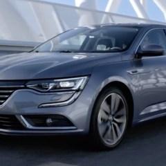 Nouvelle Renault Talisman : Maitrisez votre trajectoire !