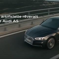 Audi A5 : créée avec une âme…