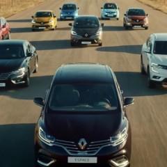Nouvelle gamme Renault : La vie, avec passion!