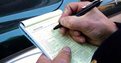 Codice della strada: vengono aggiornati gli importi delle sanzioni