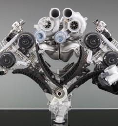 part of a bmw x6m engine [ 1280 x 963 Pixel ]
