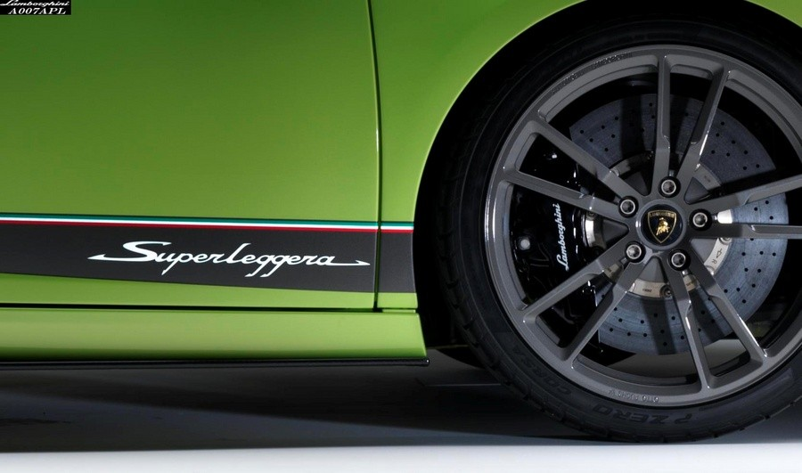 2011 Lamborghini Gallardo Lp5704 Superleggera 6