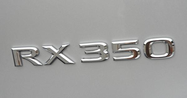 2010 Lexus RX350 Sport Review & Test Drive