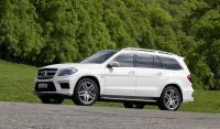 Mercedes-Benz Rolls Out 2013 GL63 AMG 7-Passenger Rocket Ship