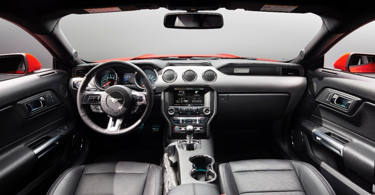 2015 Ford Mustang Cruise Control Buttons At Iaa 2015