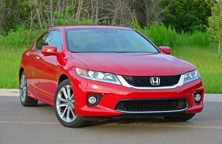 The auto editors of consumer guide the honda accord was introduced way. 2014 Honda Accord Coupe Ex L V6 6 Speed Manual Review Test Drive Driving Impressions Automotive Addicts