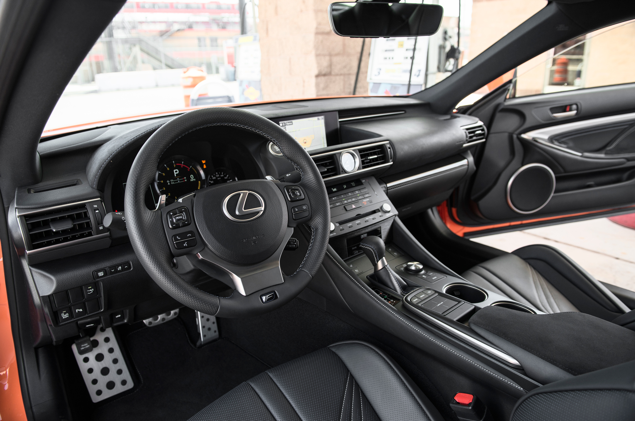 All New 2015 Lexus RC F Packs 467 Horsepower and $63 325 Starting